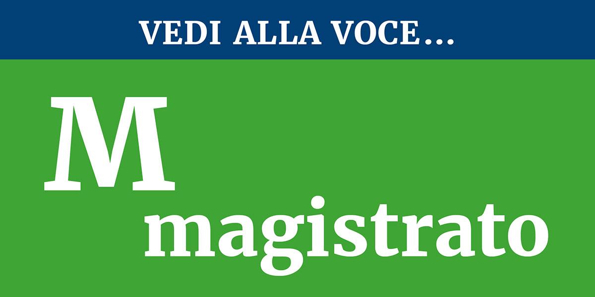 Magistrato