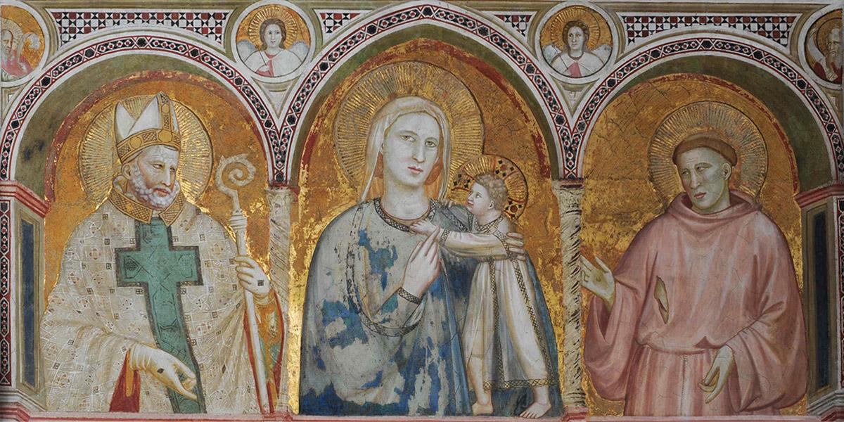 Ancora sulla scrittura di Giotto