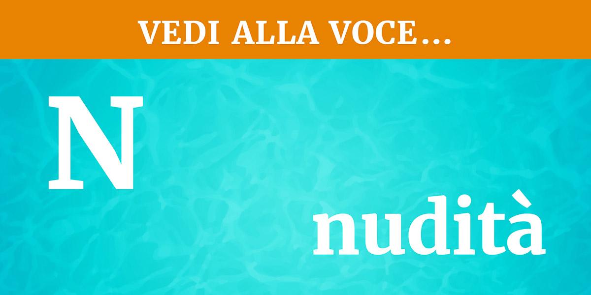 Nudità