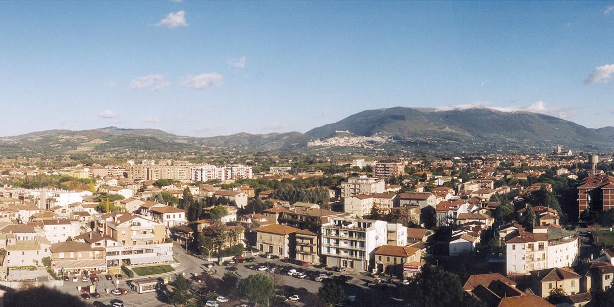 """Sondaggio """"Interstizi"""": Assisi e Bastia ormai sono una sola città."""