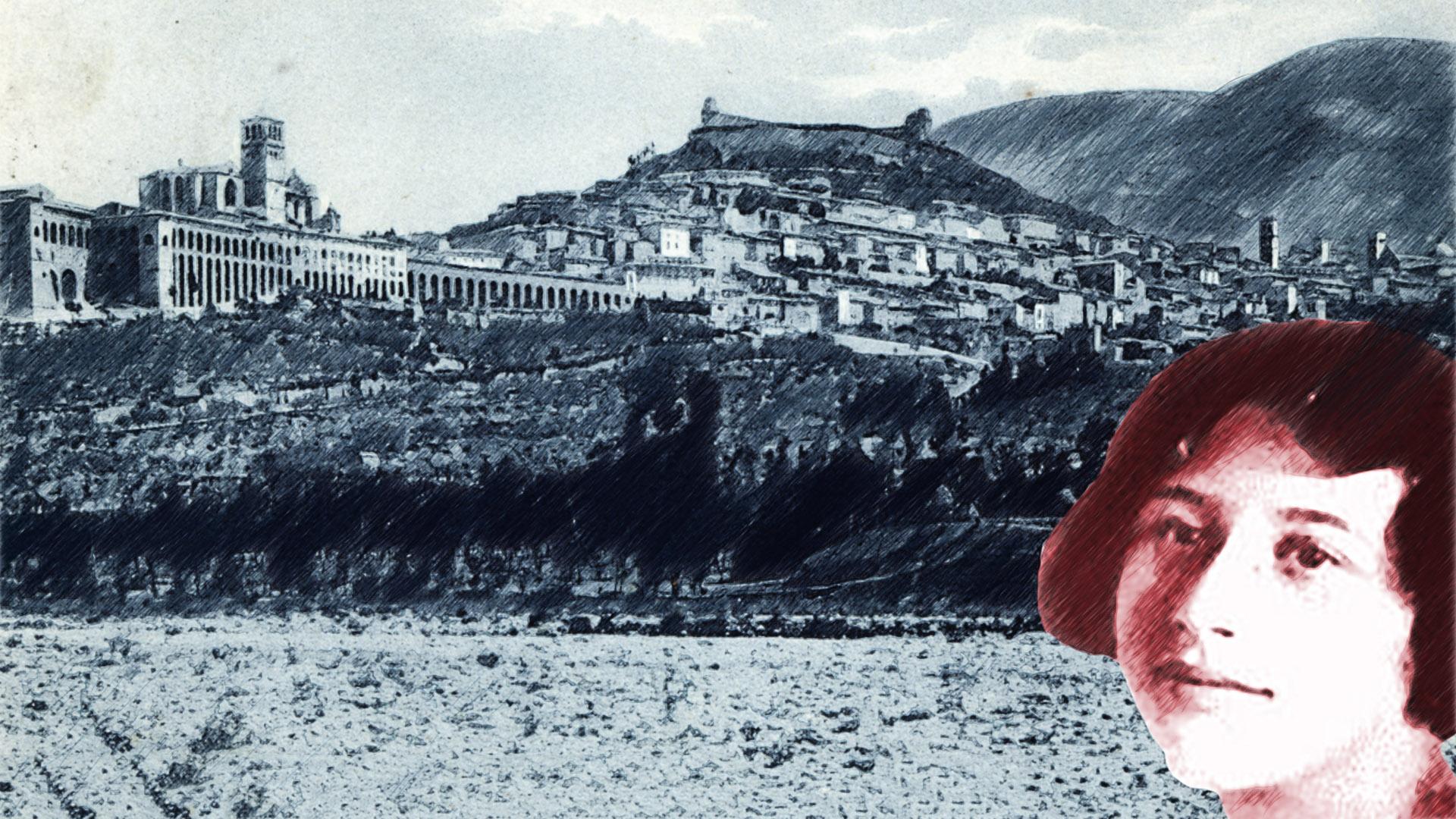Paesaggi di Assisi