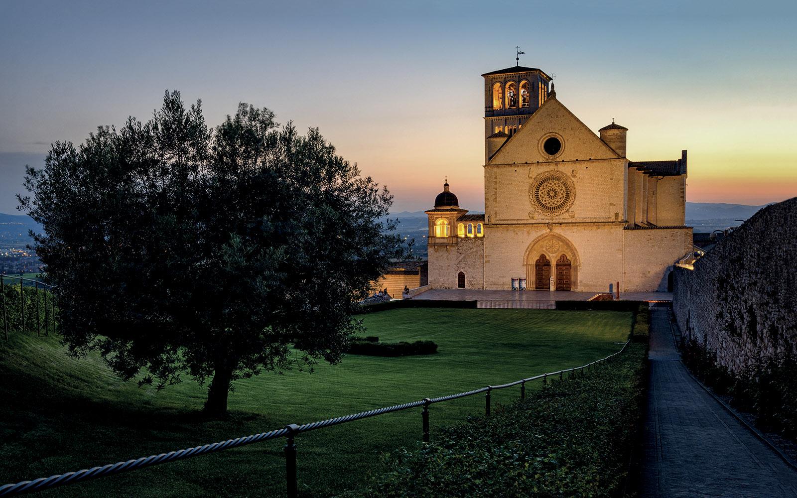 I recinti della Chiesa